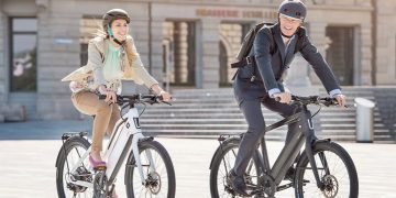 Myth denied: cycling with an e-bike is not cheating