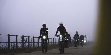Tijd om op te vallen! 3 tips voor een veilige fietsrit tijdens het winteruur