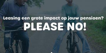 De fietsleasemythe ontkracht: Fietsleasing heeft een grote impact op jouw pensioen