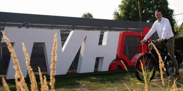 Fietsleasing-partnership TVH en o2o loopt op wieltjes