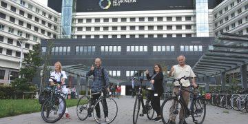 Nu ook fietsleasing in de publieke sector mogelijk