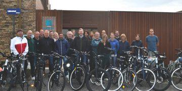 Woonpunt Mechelen (fietsleasing) pionier in de publieke sector