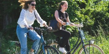 Economical cycling at the municipality of Destelbergen